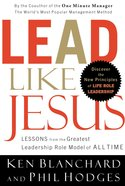 Lead Like Jesus eBook