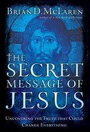 The Secret Message of Jesus eBook