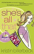 Shes All That (#1 in Spa Girls Series)