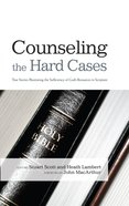 Counseling the Hard Cases eBook