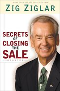 Secrets of Closing the Sale (2004) eBook