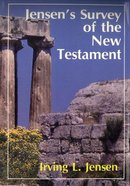 Jensen's Survey of the New Testament eBook