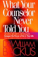 What Your Counselor Never Told You eBook