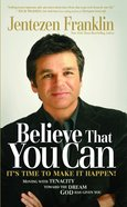 Believe That You Can eBook