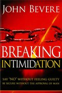 Breaking Intimidation eBook