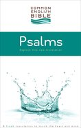 Common English Bible Psalms