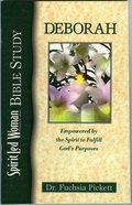 Spirit Led Woman Deborah eBook