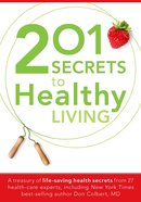 201 Secrets to Healthy Living eBook