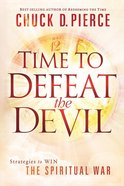Time to Defeat the Devil eBook