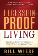 Recession Proof Living eBook