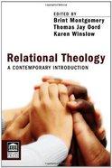 Relational Theology eBook