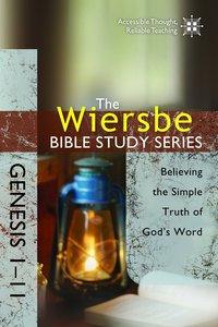 Be Basic (Genesis 1-11) (Be Series)