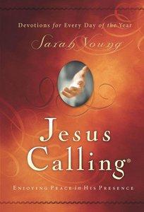 Jesus Calling (Unabridged, Mp3)