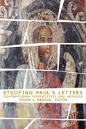 Studying Paul's Letters Paperback