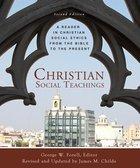 Christian Social Teachings (2nd Edition) Paperback