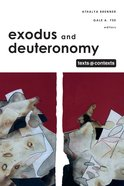 Exodus and Deuteronomy Hardback