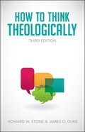 How to Think Theologically (Third Edition)