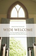 Wide Welcome Paperback