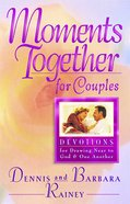 Moments Together For Couples Hardback