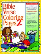 Bible Verse Colouring Pages #2 Paperback
