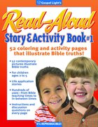 Read-Aloud Story and Activity Book #1 Paperback