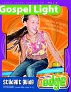 Fall a 2022 Grades 5&6 Student Guide (Gospel Light Living Word Series) Paperback