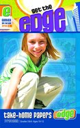 Gllw Springa 2018 Grades 5&6 Get the Edge Comics (Gospel Light Living Word Series) Paperback