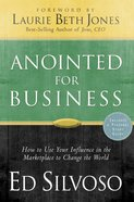 Anointed For Business Hardback