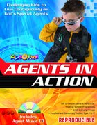 Agents in Action Reproducible (Including Agent Music Cd) Paperback