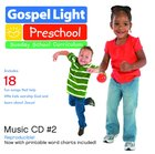 Gllw Preschool Music #02 (Gospel Light Living Word Series) CD