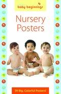 Baby Beginnings: Nursery Posters (39 Posters) Poster