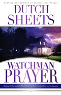 Watchman Prayer Paperback