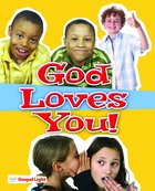 God Loves You!: Help Kids Understand the Good News About Jesus and Salvation (20 Pack) Booklet