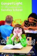 Gllw Summer 2020/2021 Year a Grades 1 & 2 (Teacher Guide) (Gospel Light Living Word Series) Paperback