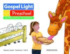 Gllw Fall B 2021 Teacher Guide (Ages 2-3) (Gospel Light Living Word Series) Paperback