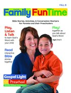 Gllw Fallb 2019 Ages 2-5 Family Funtime Pages (Gospel Light Living Word Series)