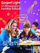 Spring B 2021 Grades 1-4: Bible Teaching Poster Pack (Gospel Light Living Word Series) Pack