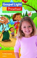 Gllw Summerb 2019/2020 Ages 2-5 Visual Resources For Bible Teaching (Gospel Light Living Word Series) Paperback