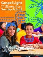 Summer B 2021/2022 Grades 1-4 Bible Teaching Poster Pack (Gospel Light Living Word Series) Poster