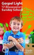 Summer B 2021/2022 Grades 3&4 Kid Talk Cards (5 Packs For 5 Kids) (Gospel Light Living Word Series) Pack