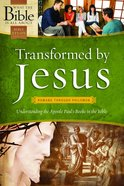 Transformed By Jesus (Romans Through Philemon) (What The Bible Is All About Bible Study Series)
