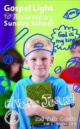 Gllw Fallc 2018 Grades 1&2 Kid Talk Cards (5 Pack For 5 Kids) (Gospel Light Living Word Series) Pack