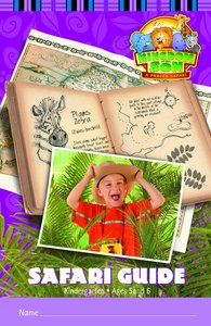 2009 Vbs Kingdom of the Son: Kinder Safari Guide