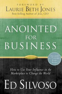 Anointed For Business (With Study Guide)