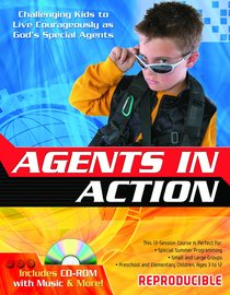 Agents in Action Revised Reproducible (Including Agent Music Cd)