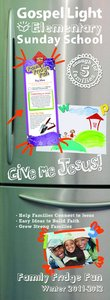 Gllw Wintera 2016 Grades 1 & 2/3 & 4 Take Home Papers (Gospel Light Living Word Series)