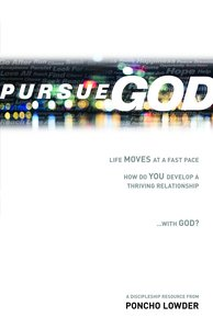 Pursue God