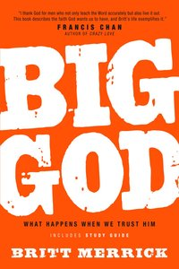 Big God (With Study Guide)