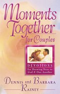 Moments Together For Couples Paperback