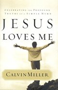 Jesus Loves Me Hardback
